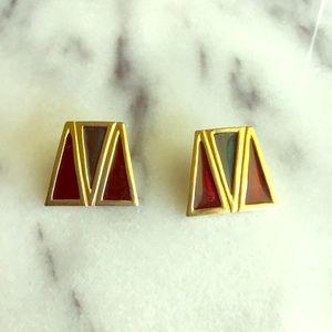 Vintage Evoke Earrings